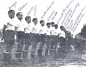 Francia 1938 - Desempate - Cuba 2 Rumania 1