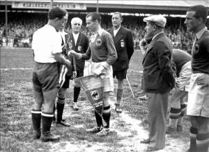 Francia 1938 – Cuartos Final – Suecia 8 - Cuba 0