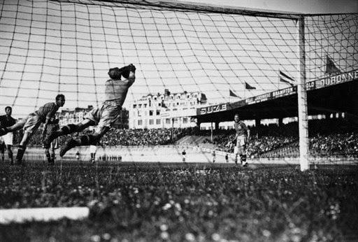 Francia 1938 – Semifinal – Hungría 5 – Suecia 1