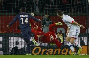 La última vez que se enfrentaron el encuentro finalizó 4-0 a favor del conjunto parisino