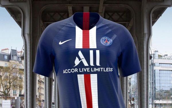 Camiseta PSG Nike