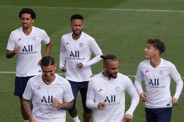 Aouchiche Neymar