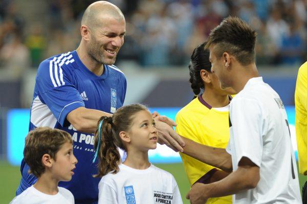 Zidane Neymar