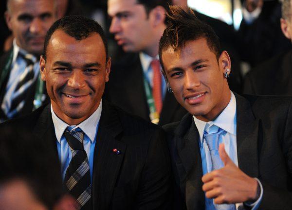 Cafú Neymar