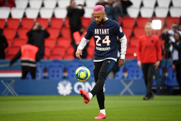 Neymar Kobe