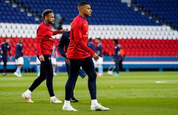 Mbappé, Neymar