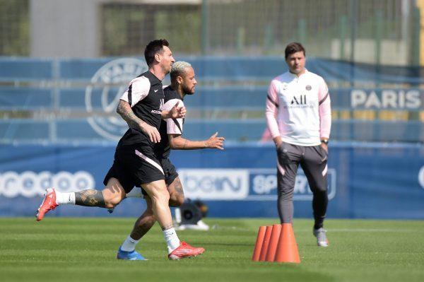 Messi, Pochettino