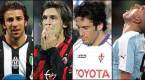 Los jugadores de la Serie A, van a la huelga