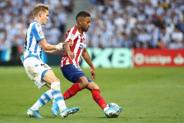 Atlético de Madrid 1 vs 1 Real Sociedad por la jornada 38 de ...