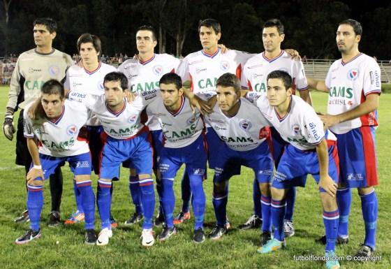 Soriano y Hugo Sassén, su DT, por la 3era conquista