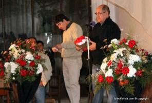Dr E Rodriguez recibe el aplauso por su adhesión permanente a la Institución