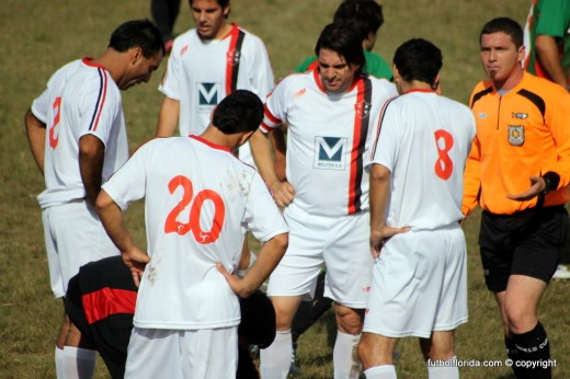 La Vasco estrenó equipo
