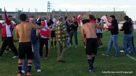 19 de Abril festejó el torneo Sub 20. Foto Fanny Ruétalo