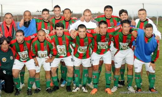 Guaraní Sarandí clasificó por penales