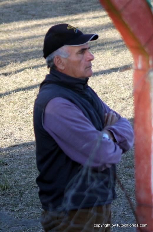 Martiniano Gonzalez. el veterano DT de San Lorenzo ha colocado a su equipo en las alturas