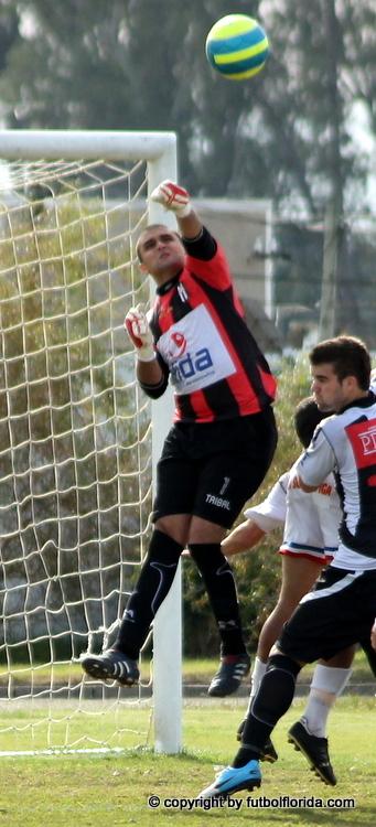 Mauricio Calero el golero goleador