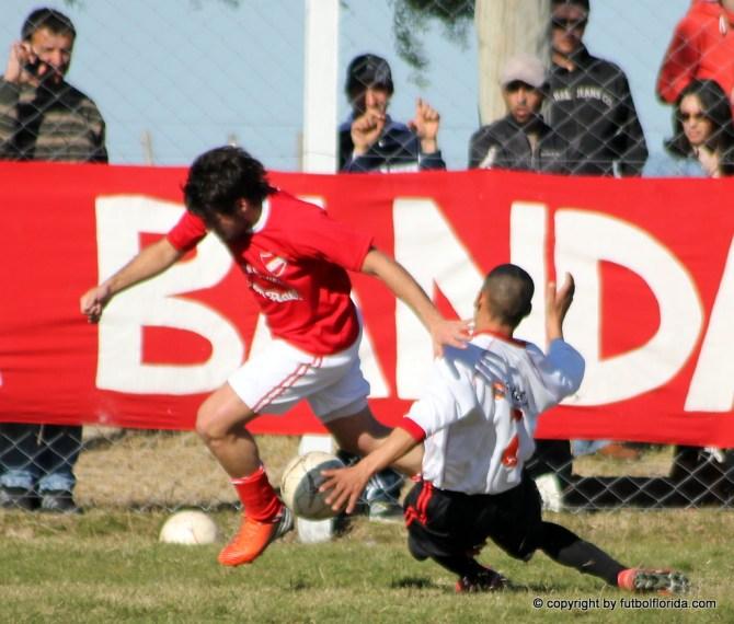 Agustín Ruiz, volvió con todo y esté al tope de la tabla de goleadores con Cabello