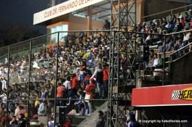 El Estadio de Fernando de la Mora, vivó de pie a las paraguayas