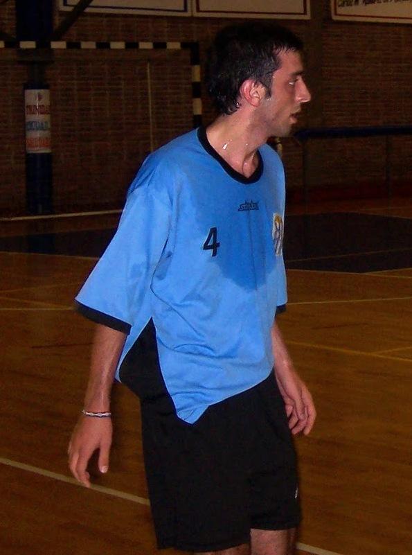 Gonzalo López vestirá la celeste de futsal
