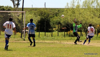 La secuencia del gol