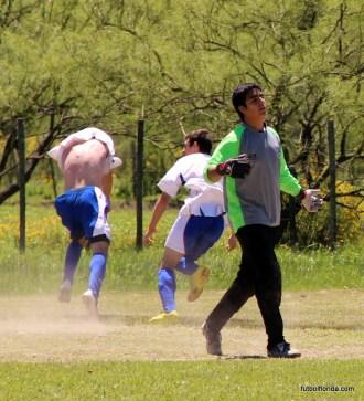 Nacional festeja, Quiroga se lamenta