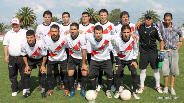 River Plate el día que ganó por 4ta vez consecutiva la Anual el 28/10/12