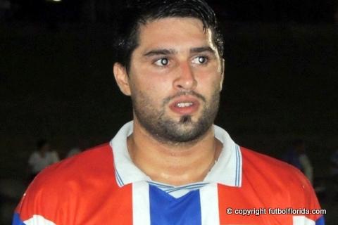 Gastón Villoldo sufrió lamentable lesion.