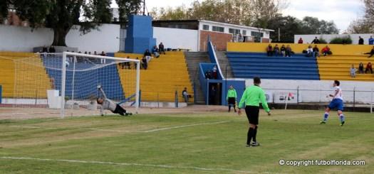 Guillermo Pacheco siempre vigente. Anotó el 1ero y el  último gol tricolor en la Serie.Foto Fanny Ruetalo