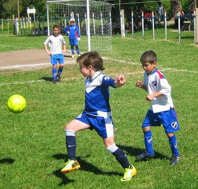 """Fútbol Infantil. 3era fecha del Torneo """"Invierno"""""""