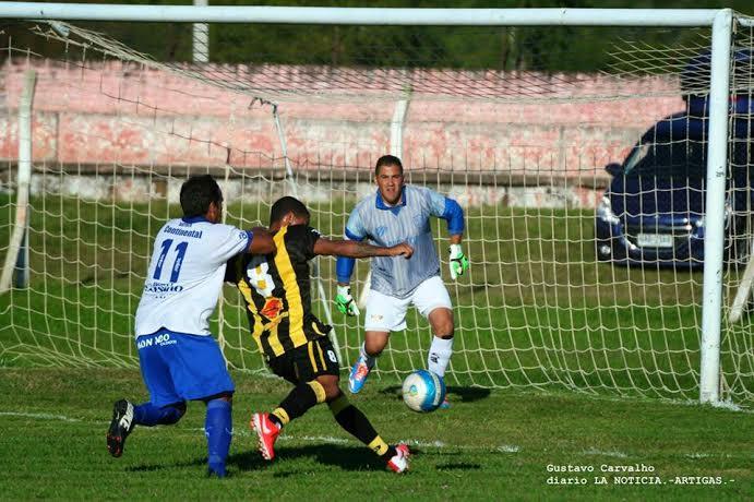 San Eugenio y Peñarol igualaron en el Norte
