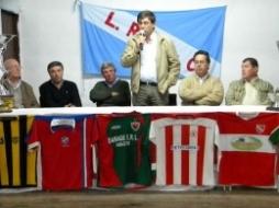 Liga de Cardona. Foto diario Crónicas