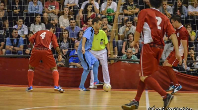 Semifinales del Fútbol de Salón en Sarandí Grande