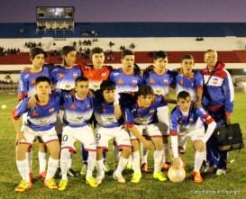 La selección minuana 2015