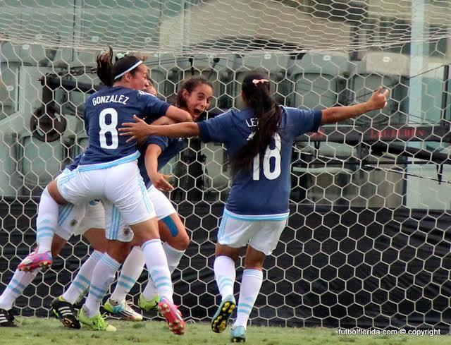 Resultado de imagen para argentina femenino futbolflorida