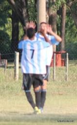 Atlético -por el primer lugar en Sub 15