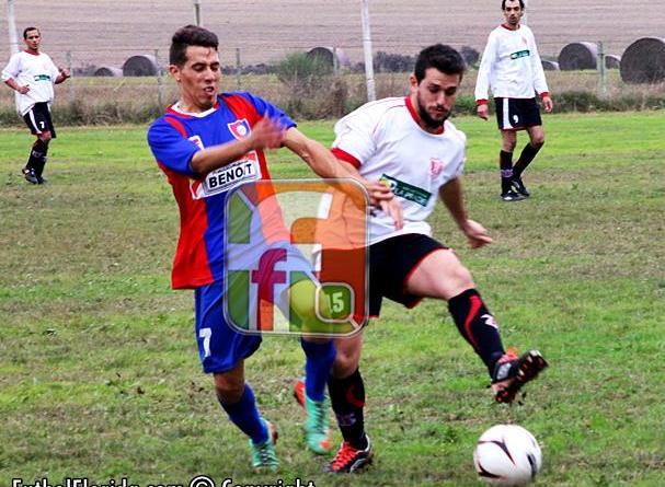 Fixture, forma de disputa de la Divisional B