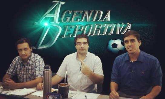 Agenda Deportiva todos los martes 22hs por CLDTV www.cldtv.com
