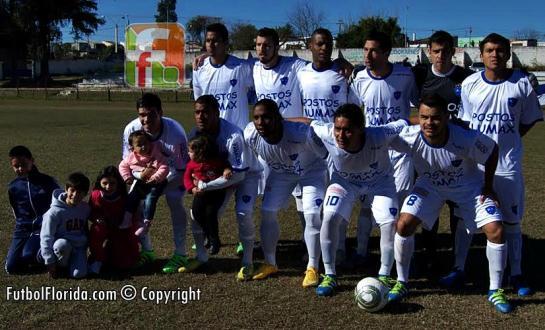 Deportivo Colina primero en su serie. Foto Freddy Silva