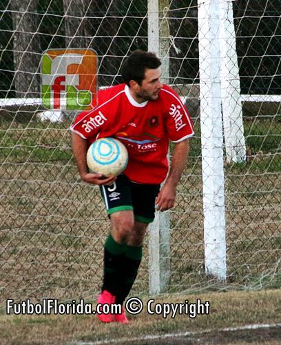 Pedro Vico el goleador de de Universal y Liga Mayor