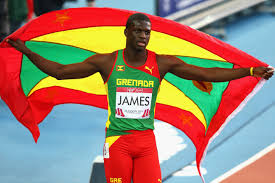 Kirani James. Foto newsexaminer.net