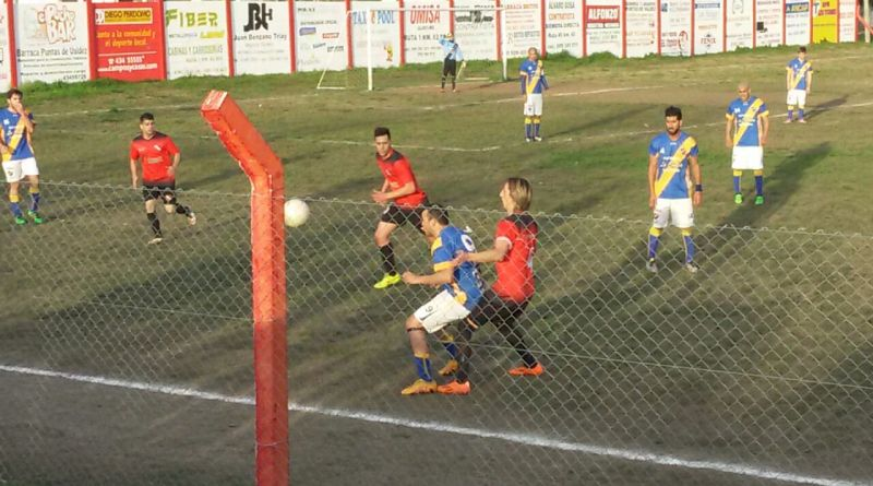Se siguen desarrollando los Play Off en Ecilda. Los partidos de ida 1/8 de final
