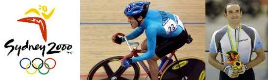 Milton Winants, medallista olímpico en Sydney