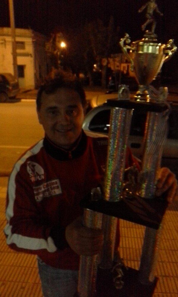 """Rodolfo """"Rata"""" Armas el DT de la Selección de San José Interior"""