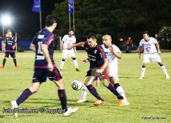 San José ante Canelones esta noche juegan la primera final del Sur.