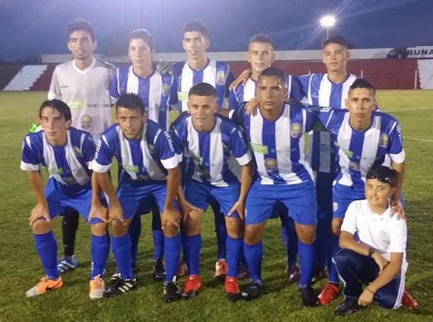 Juveniles de Cerro Largo en el CEC: Foto Alejandro Lopez