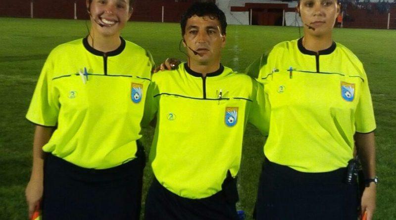 #COPAOFI. Cambios de árbitros
