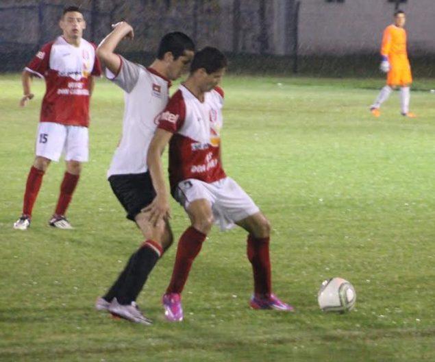 Foto de Miguel Castagnaro de la victoria de Salto en juveniles en el Goyenola