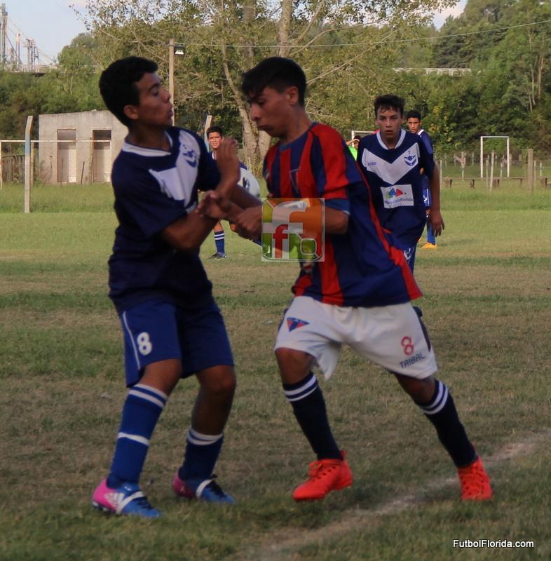 En jueveniles juegan Quilmes y Candil
