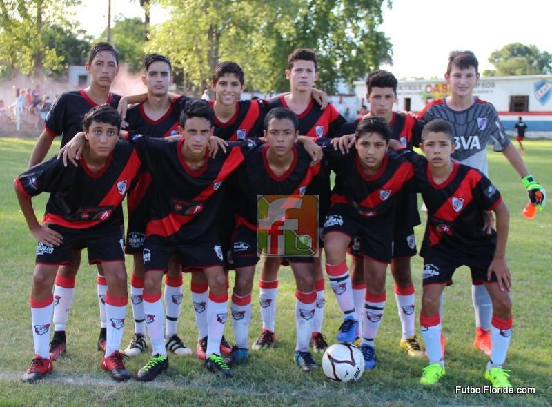 River Plate Sub 15, ganador del Promocional 2017