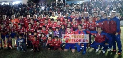 Colonia Campeón 2016. Foto Miguel Castagnaro